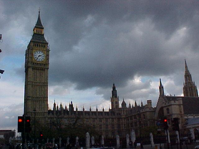 Buckingham Palace Big Ben London
