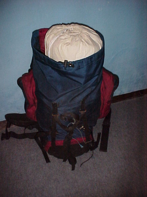 Backpack Typical Nepal Hat Hot Water Import Export