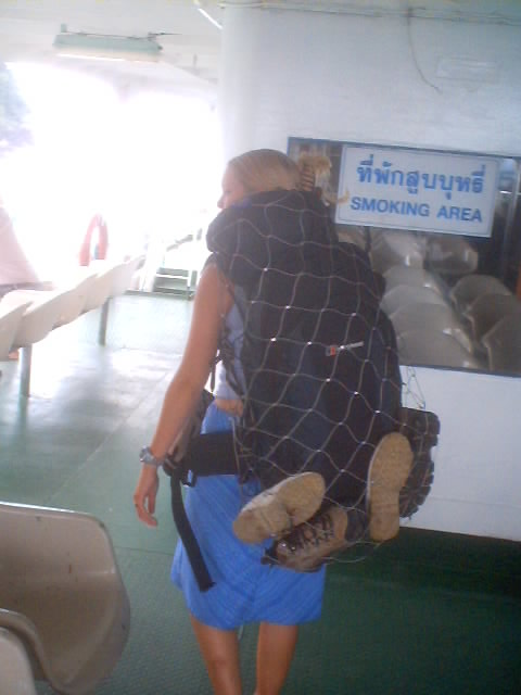 Gear - Wire Mesh Security Backpack Cover Photos