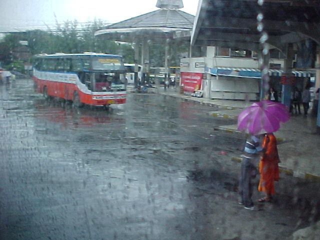 باران های تایلند