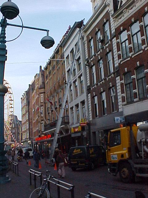 Amsterdam Working Girls