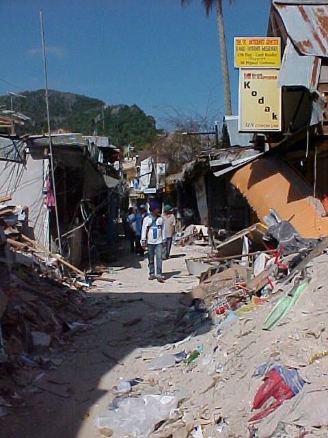 Koh Phi Phi Tsunami Video Koh Phi Phi Thailand Tsunami