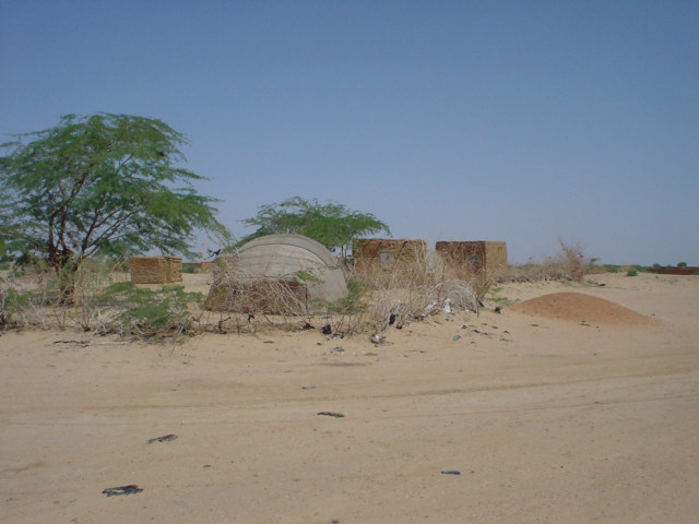 Niger Nomad Homes