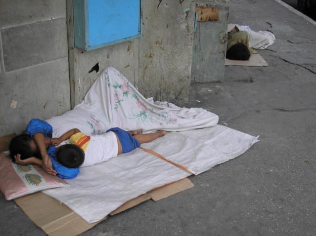 Manila Philippines Street Kids