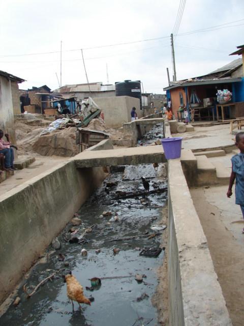 Shama Ghana Sewer