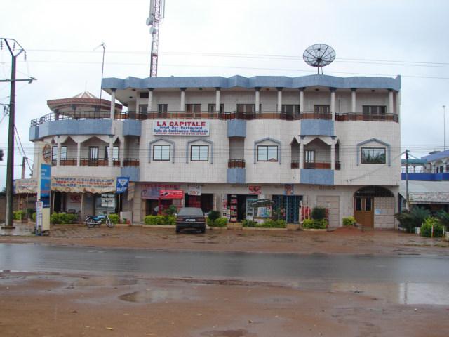porto novo capitale du benin