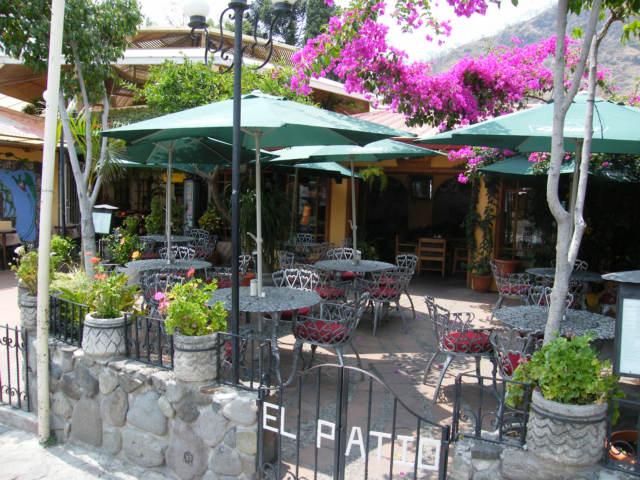 Restaurant Panajachel Guatemala