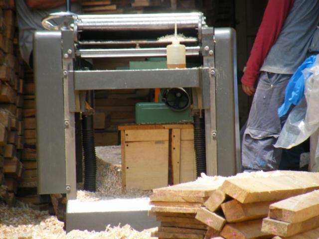 Woodwork Lumber Planer PDF Plans