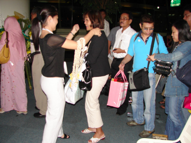 Cebu Pacific Manila Bangkok Inaugural Flight