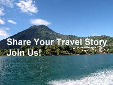 Share your travel story. Join us