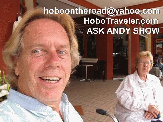 Andy Lee Graham Perpetual Traveler