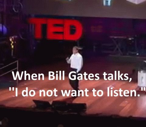 Bill Gates TED