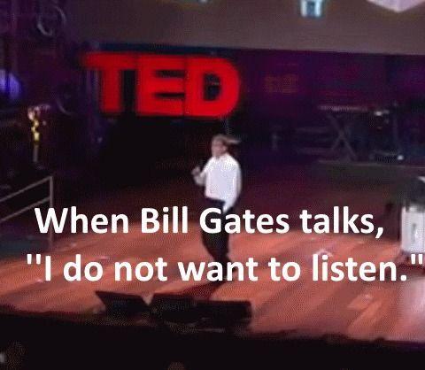 Bill Gates TED