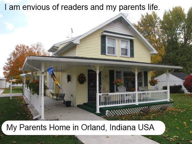This is house in Orland, Indiana. title=