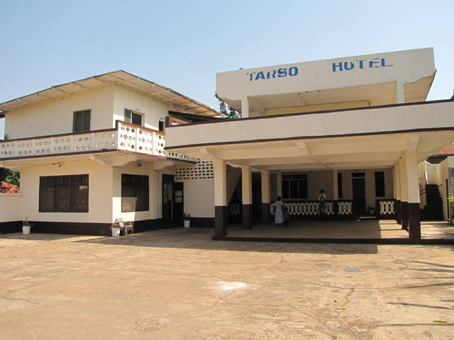 10 dollar hotel Ghana