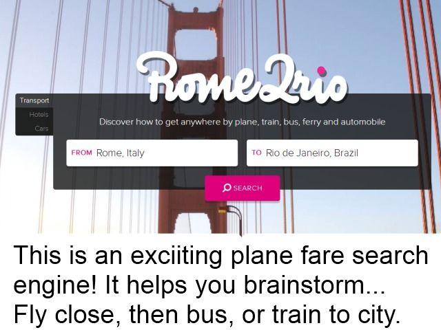 Rome2Rioc.com