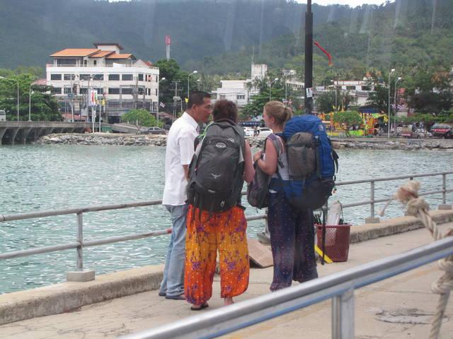 Naive Tourist