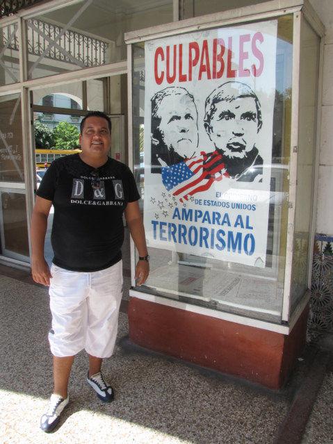 Cuba Anti American Propaganda