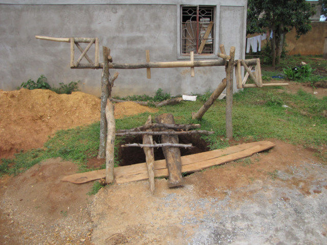 Digging Wells In Africa