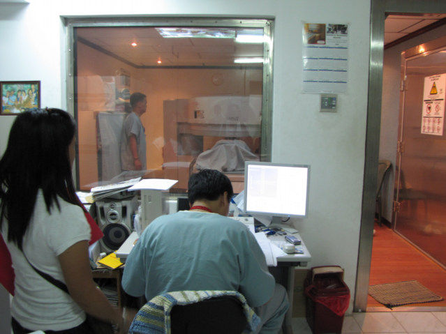 MRI in Philippines Hospital