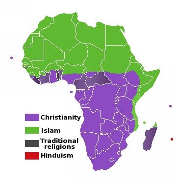 map of ivory coast in africa. Islam War in Ivory Coast 2010