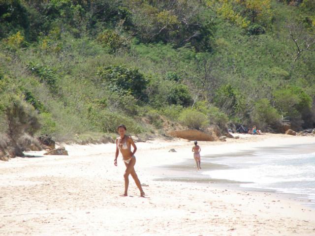 192 07 anguilla girl bikini Old Female Nude ...