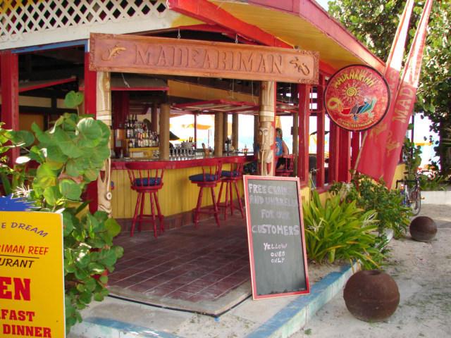 Madeariman Beach Restaurant