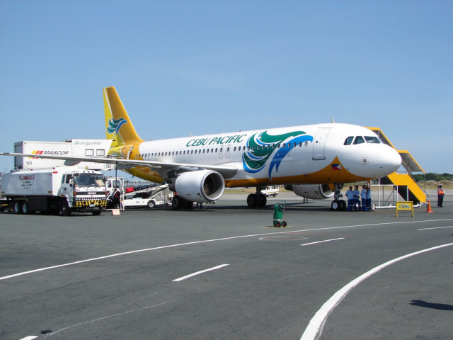 The Cebu Pacific