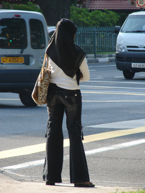secular singapore islam