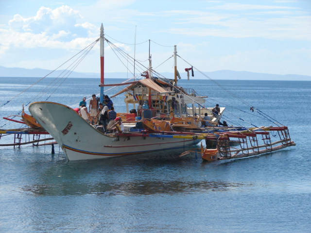 Philippines for Tuna fishing boats
