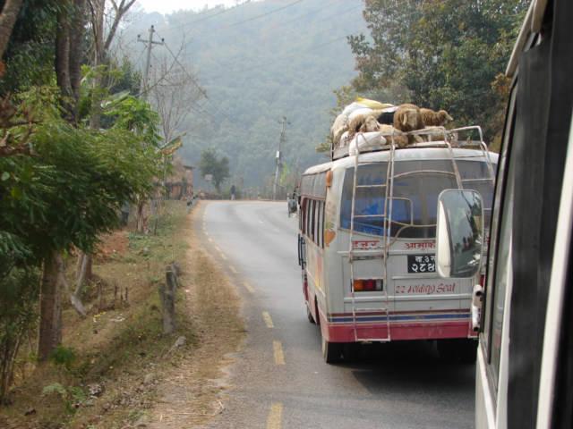 Nepal Bus Kills 9