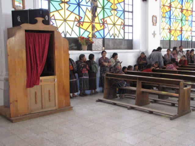 Ватикан начнет кампанию поощрения к исповеди