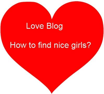 Looking for love through blog