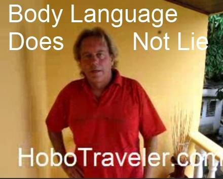 Body Language Does not Lie