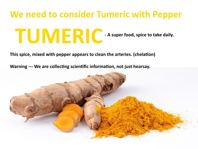 Tumeric videos