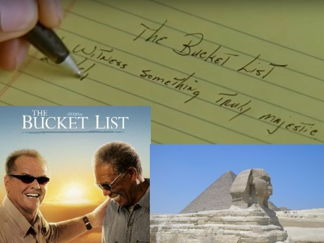 The Bucket List Film. title=