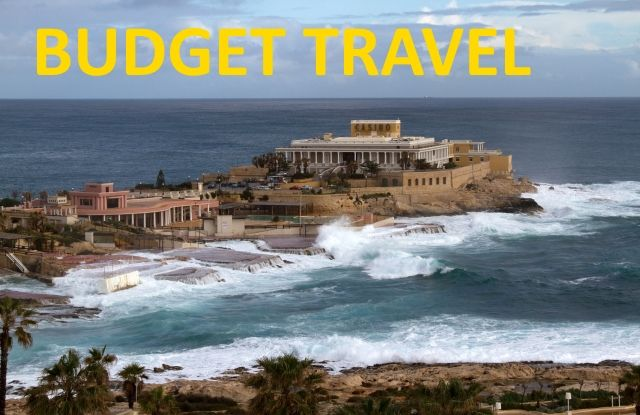 Budget travel is a comparison, we need to know the amount of money a person has. title=
