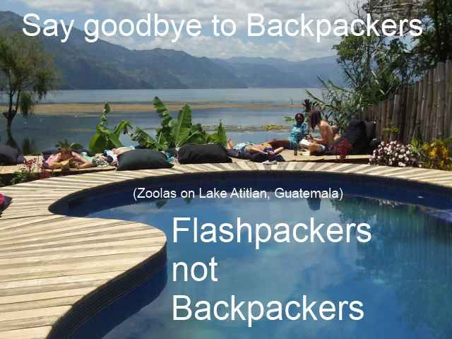 Flashpackers Backpackers