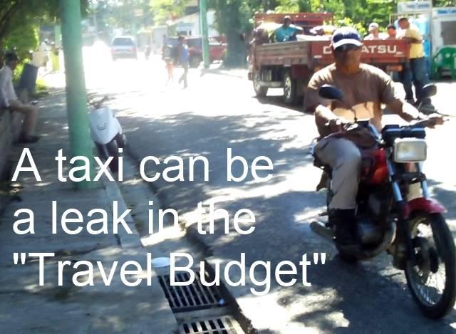 Taxi Budget