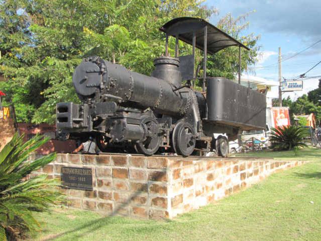 Train in Montellano DR