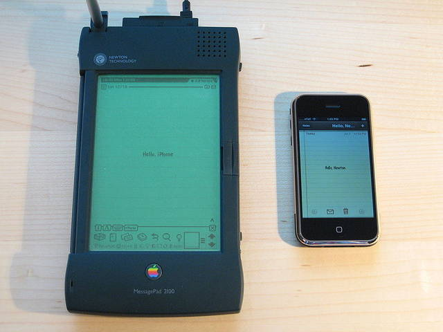 Apple Newton PDA