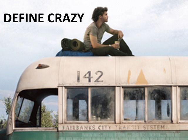 Define Crazy