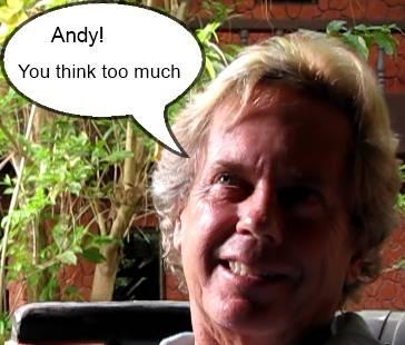 Andy Graham thinks