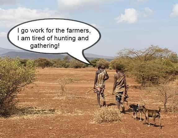 Hunters Gathers