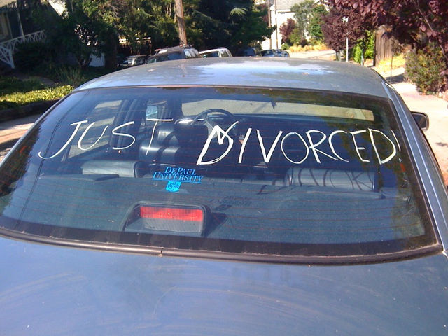 Divorce Travel after divorced