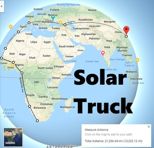 Electric Truck