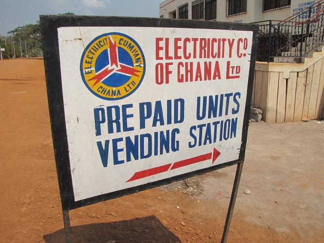 Prepaid Electiicty in Ghana