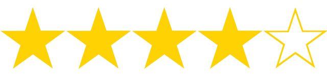 shefifa 4 stars