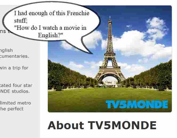 TV Monde