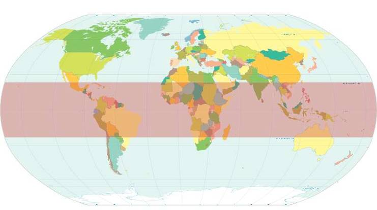 Geography | Live Abroad
